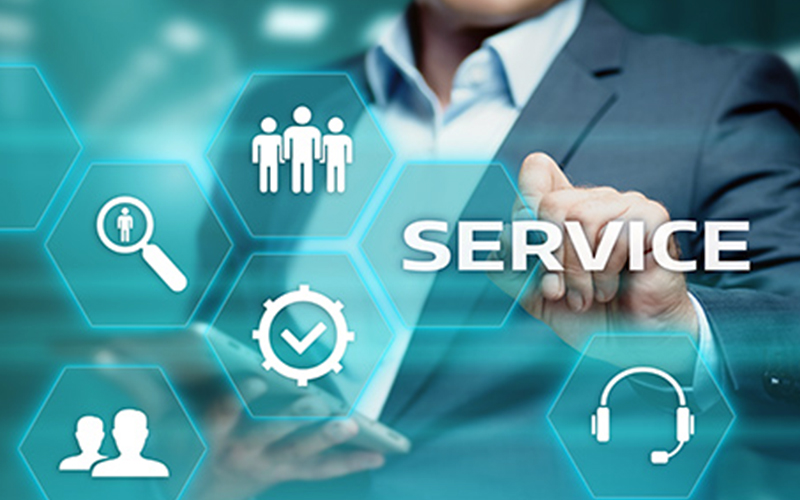 Al-Rafedain Group Services