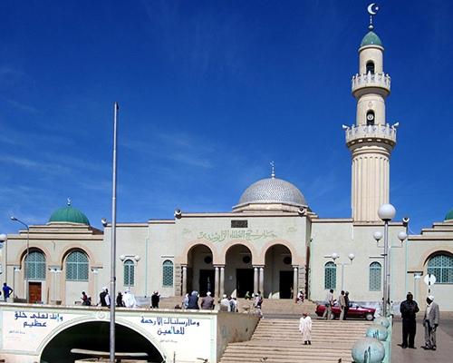 مسجد الخلفا