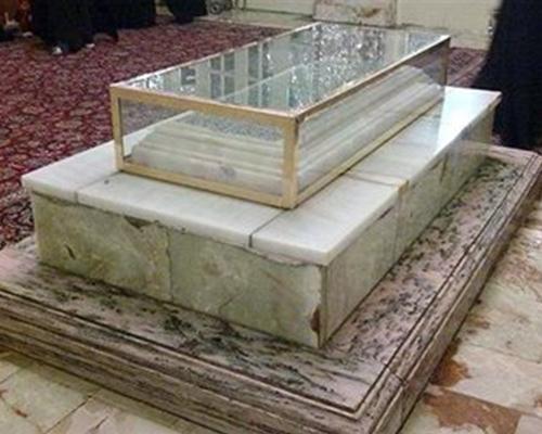 آرامگاه خواجه نصیرالدین طوسی
