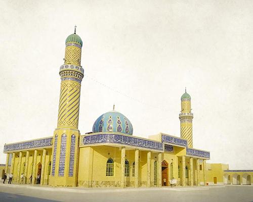 مسجد زید بن صوحان