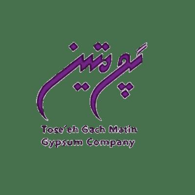 Tose'eh Gach Matin Gypsum Company