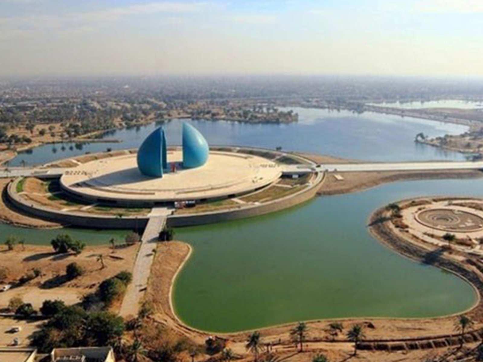 نصب الشهید بنای یادبودی در بغداد