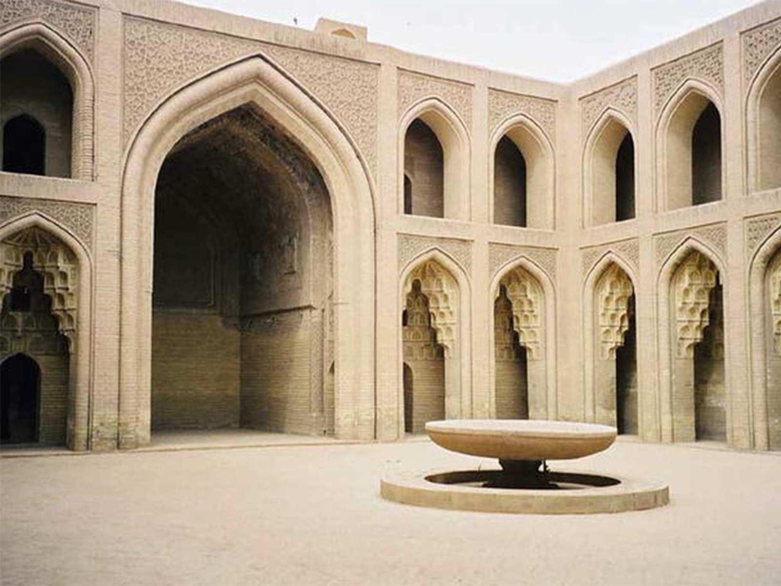 قصر عباسی واقع در بغداد