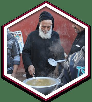 مهماننوازی مردم عراق