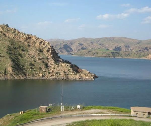 دریاچه دربنديخان