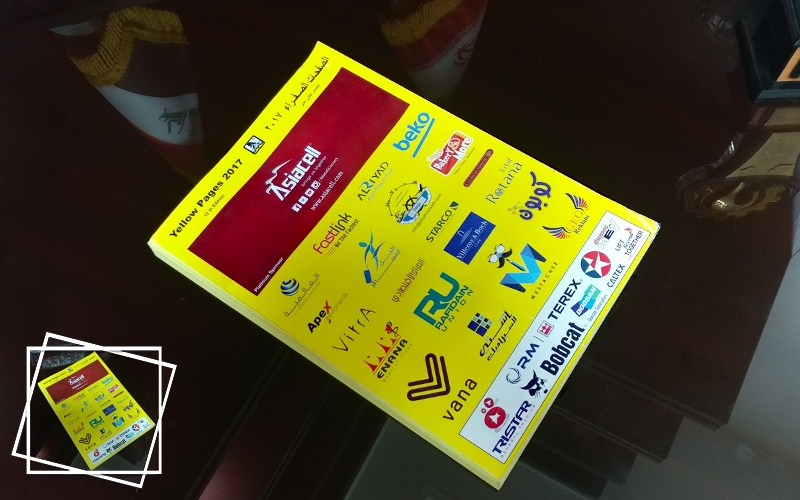 Yellow Pages Iraq