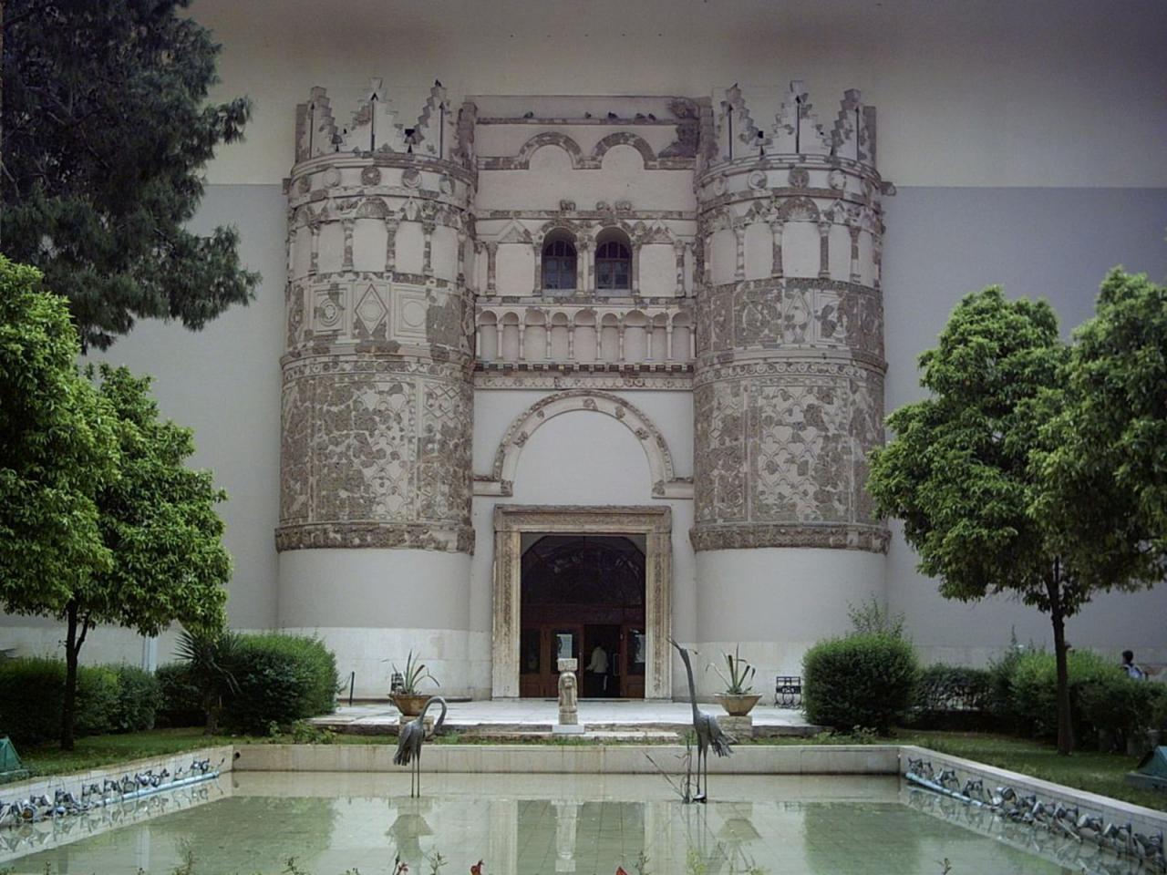 موزه ملی دمشق