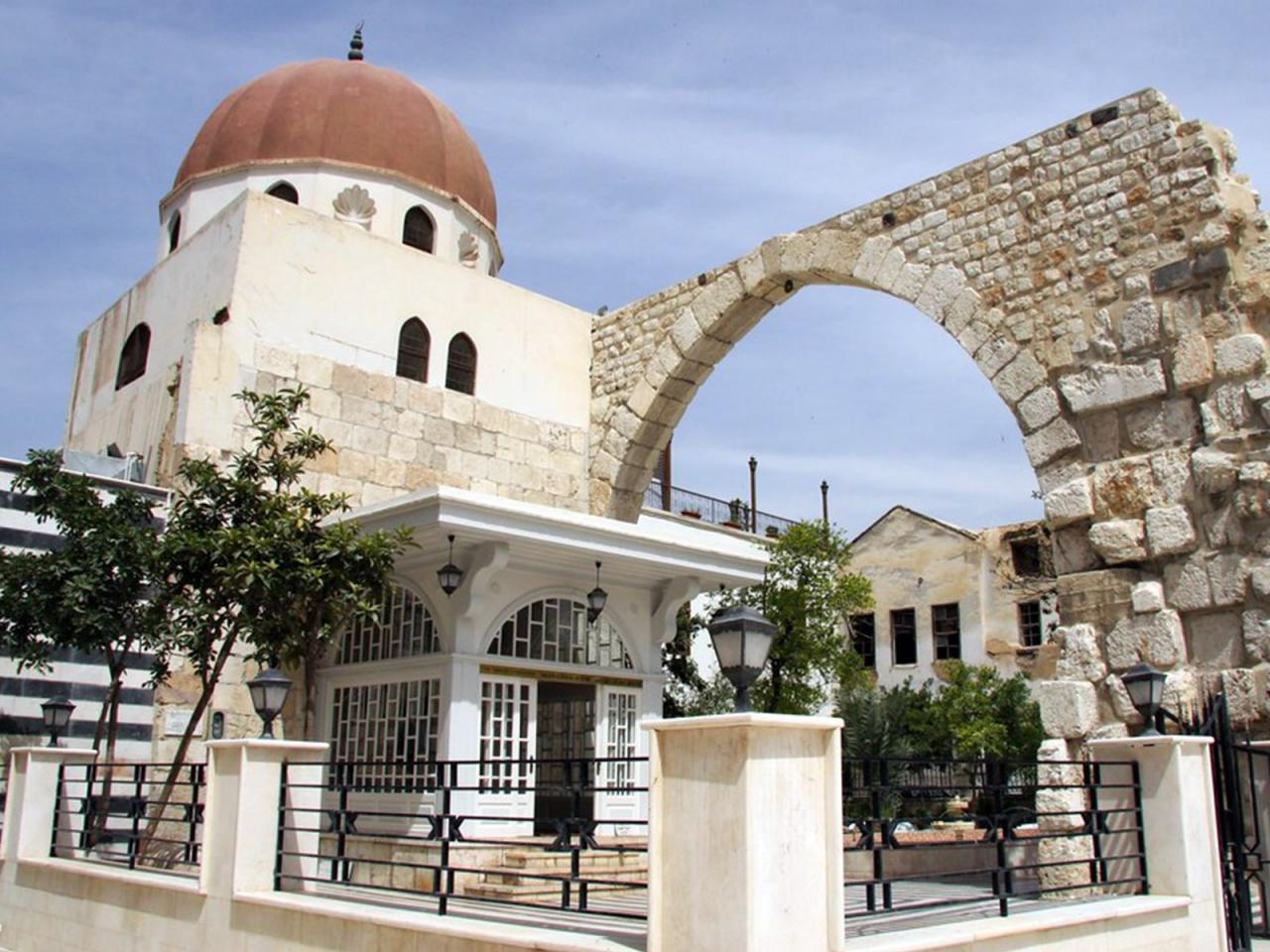 مقبره صلاح الدین ایوبی