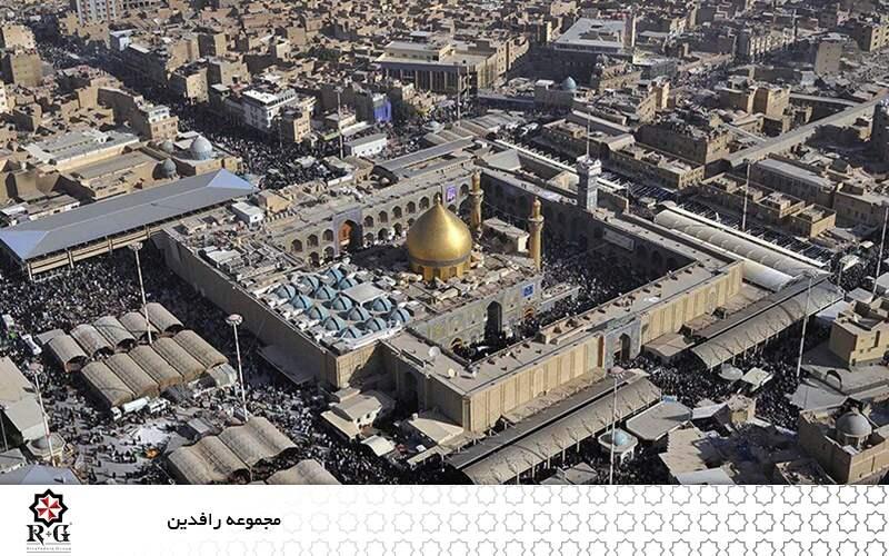 اماکن زیارتی شهر نجف
