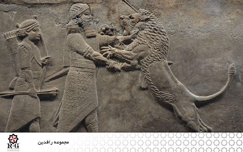 تاریخ عراق قبل از میلاد