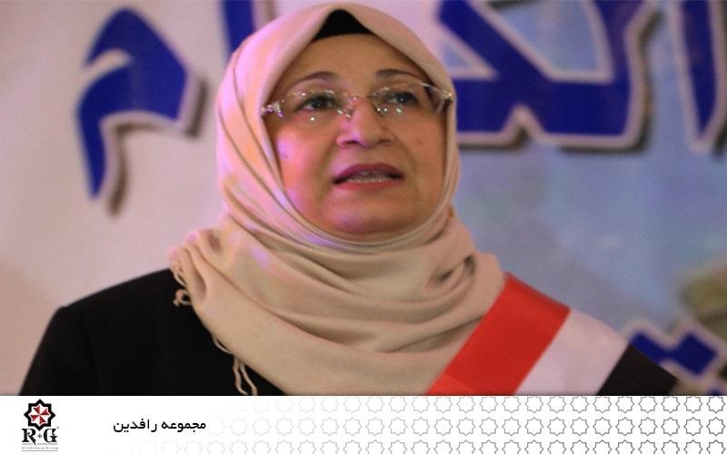 پنجمین زن با نفوذ خاورمیانه