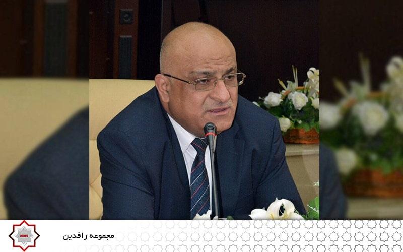 نشست وزیر تجارت عراق