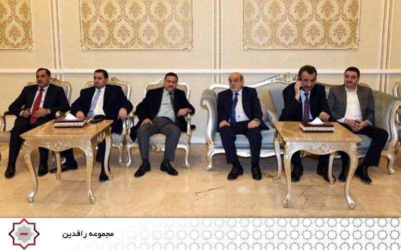 سفر هیئت تجاری اردن به کشور عراق