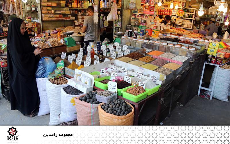 مراکز عمده فروشی در بغداد