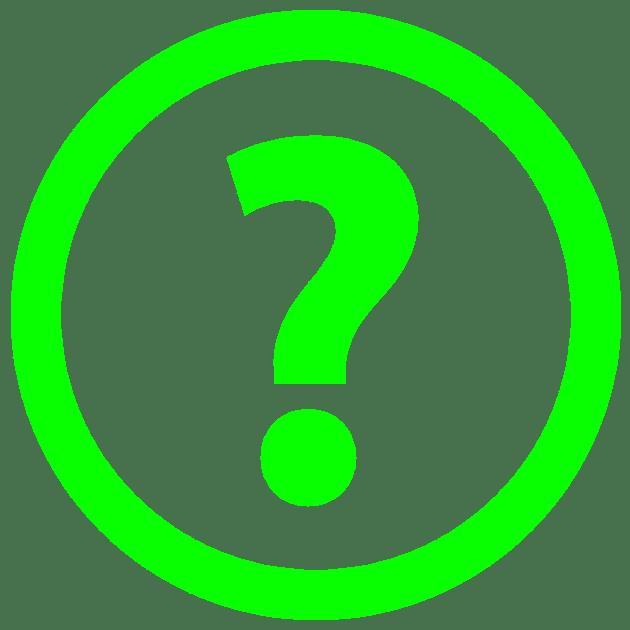 الأسئلة المتداولة الخدمات اللوجستية